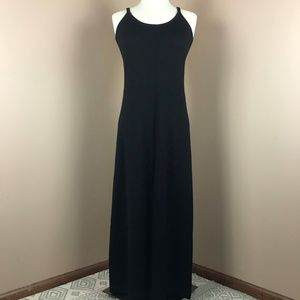 Peruvian Connection︱  Dress 100% Baby Alpaca Black